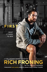 First, Rich Froning